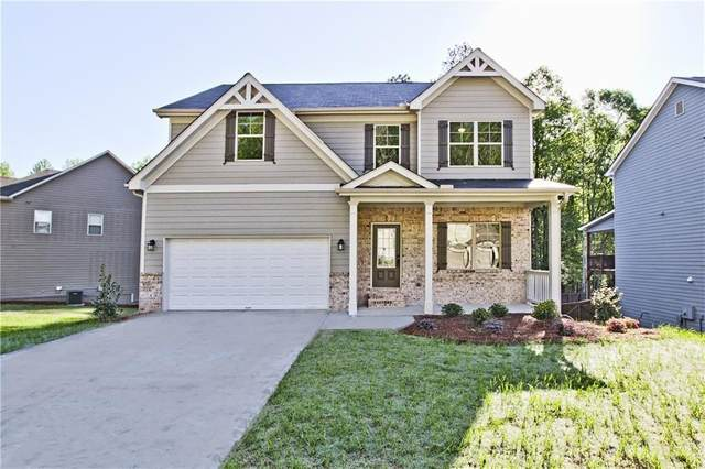 169 Grand Oak Drive, Jefferson, GA 30549 (MLS #6726858) :: The Heyl Group at Keller Williams
