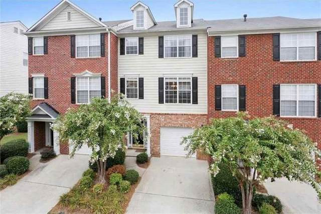3543 Chattahoochee Summit Lane SE #23, Atlanta, GA 30339 (MLS #6726904) :: Rock River Realty