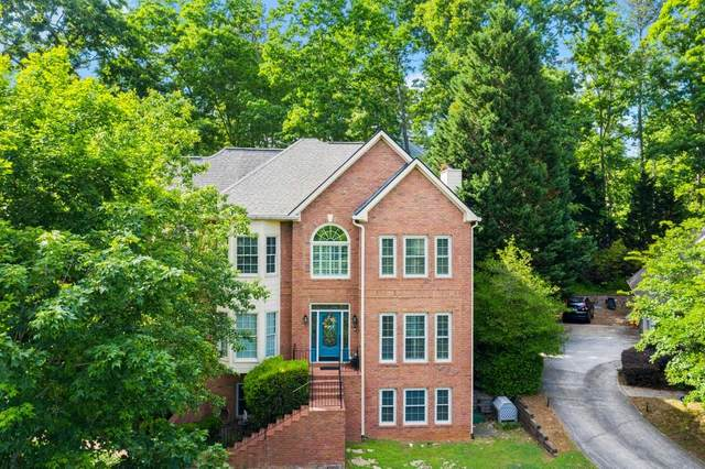 4638 Clary Lakes Drive NE, Roswell, GA 30075 (MLS #6726930) :: The Cowan Connection Team