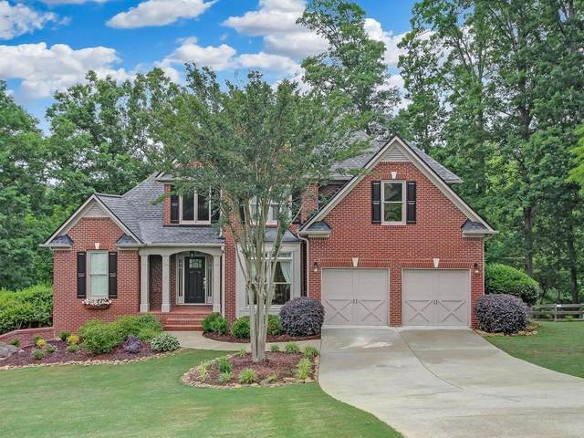 4070 Oak Laurel Way, Alpharetta, GA 30004 (MLS #6726947) :: Charlie Ballard Real Estate