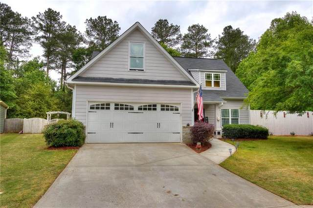 185 Overlook Circle, Canton, GA 30115 (MLS #6727000) :: The Realty Queen & Team