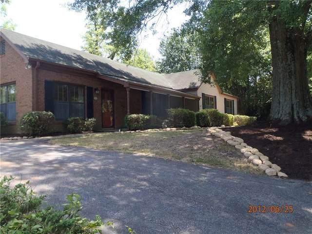 3600 Lower Roswell Road, Marietta, GA 30068 (MLS #6727032) :: Rock River Realty