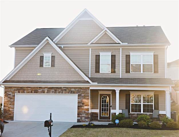 1593 Wilson Manor Circle, Lawrenceville, GA 30045 (MLS #6727042) :: The Cowan Connection Team