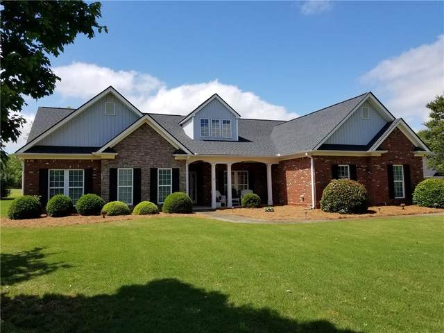 1220 White Columns Drive, Monroe, GA 30656 (MLS #6727044) :: Path & Post Real Estate
