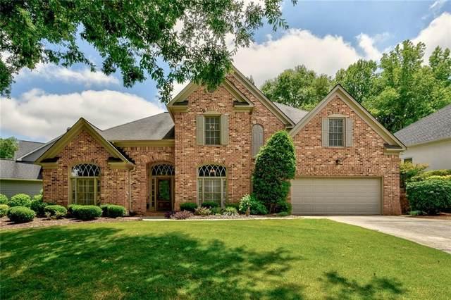 4620 Gran River Glen, Peachtree Corners, GA 30096 (MLS #6727045) :: Charlie Ballard Real Estate