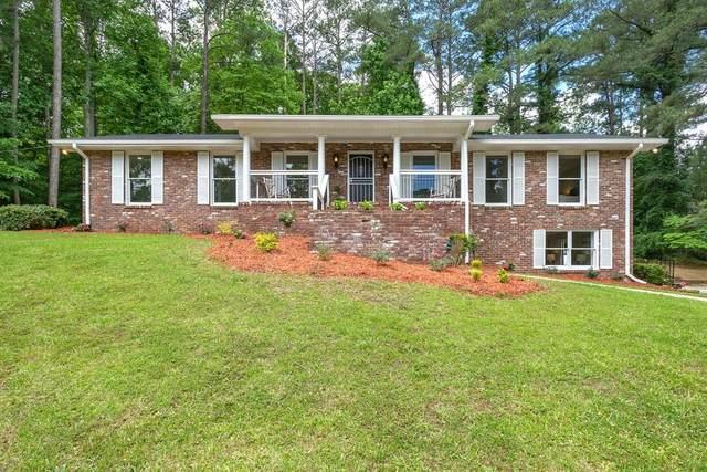 6275 Red Mill Road, Fairburn, GA 30213 (MLS #6727049) :: Good Living Real Estate