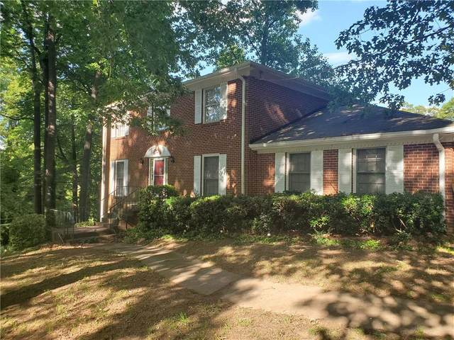 882 Valley Creek Drive, Stone Mountain, GA 30083 (MLS #6727067) :: North Atlanta Home Team