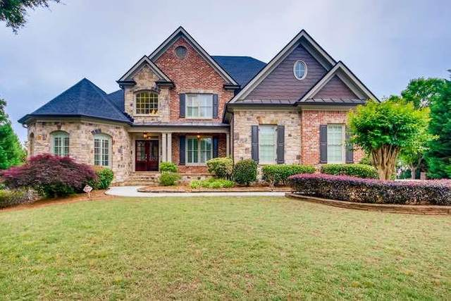 1069 Grassmeade Court, Snellville, GA 30078 (MLS #6727077) :: North Atlanta Home Team