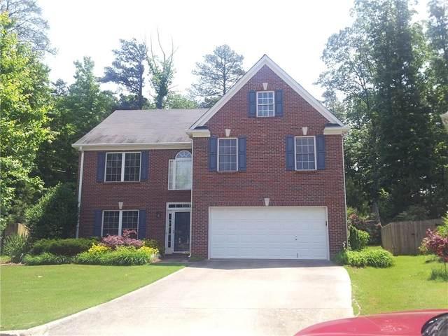 4510 Parkview Walk Drive, Lilburn, GA 30047 (MLS #6727080) :: RE/MAX Paramount Properties