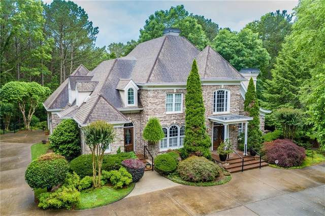 2785 Sixes Road, Canton, GA 30114 (MLS #6727087) :: The North Georgia Group