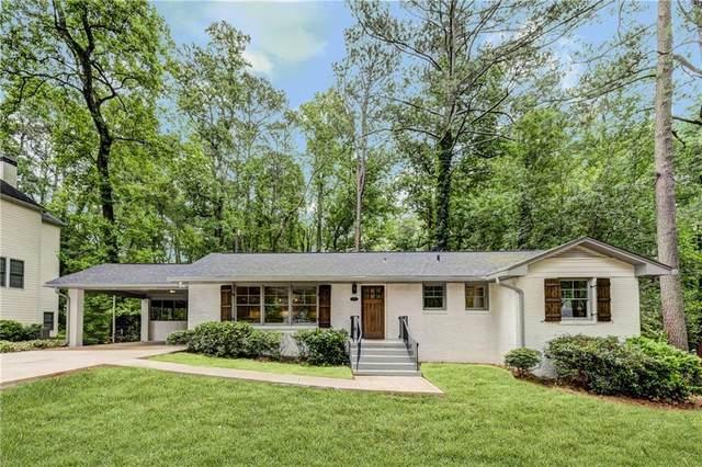 2243 Pinecliff Drive NE, Atlanta, GA 30345 (MLS #6727097) :: North Atlanta Home Team