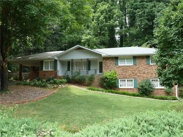 2524 Midvale Court, Tucker, GA 30084 (MLS #6727107) :: Rock River Realty