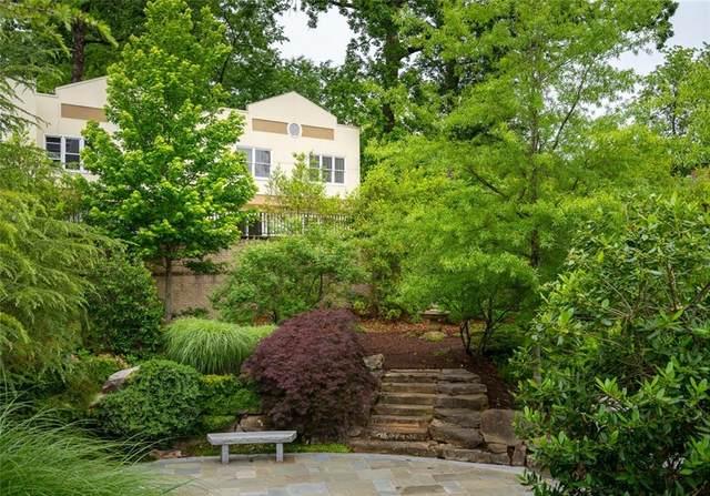 75 E Wesley Road NE #4, Atlanta, GA 30305 (MLS #6727108) :: RE/MAX Paramount Properties