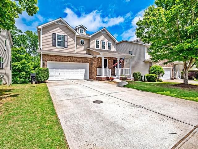 160 Parkmont Lane, Dallas, GA 30132 (MLS #6727122) :: North Atlanta Home Team