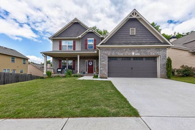 4040 Whitfield Oak Way, Auburn, GA 30011 (MLS #6727143) :: The Cowan Connection Team