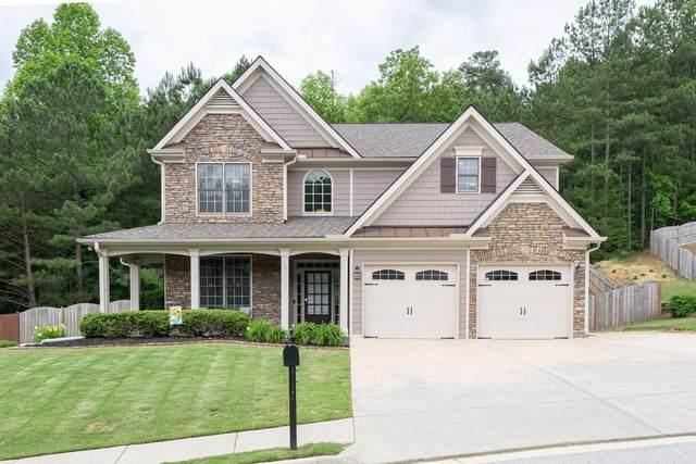 170 Crimson Drive, Dallas, GA 30132 (MLS #6727144) :: Rock River Realty