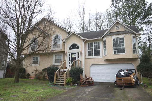 2311 Luther Terrace SW, Marietta, GA 30064 (MLS #6727167) :: The Zac Team @ RE/MAX Metro Atlanta
