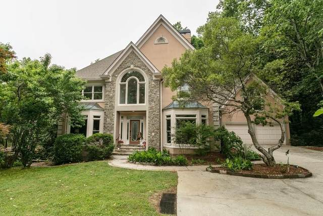 1002 Mason Woods Drive NE, Atlanta, GA 30329 (MLS #6727170) :: North Atlanta Home Team