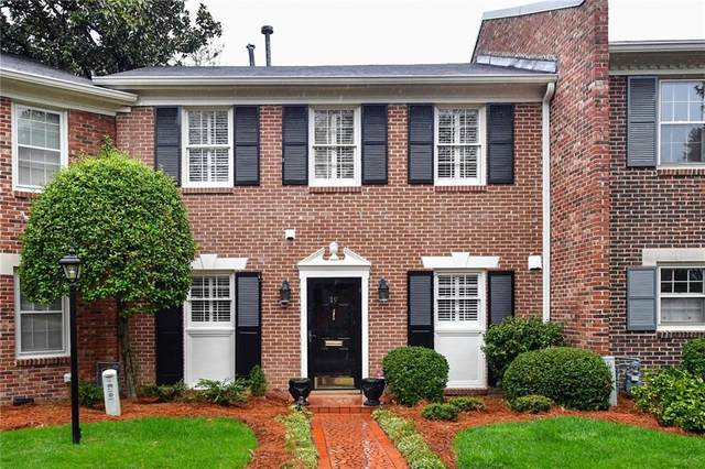 3050 Margaret Mitchell Drive NW #19, Atlanta, GA 30327 (MLS #6727179) :: RE/MAX Prestige