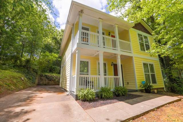 134 Park Avenue SE, Atlanta, GA 30315 (MLS #6727189) :: The Zac Team @ RE/MAX Metro Atlanta
