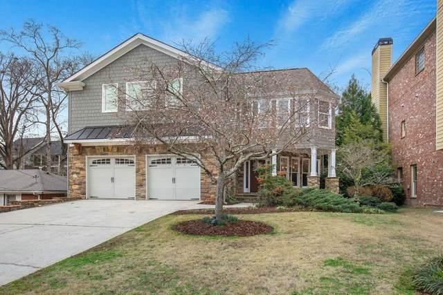 2344 Loraine Street NE, Brookhaven, GA 30319 (MLS #6727192) :: RE/MAX Paramount Properties