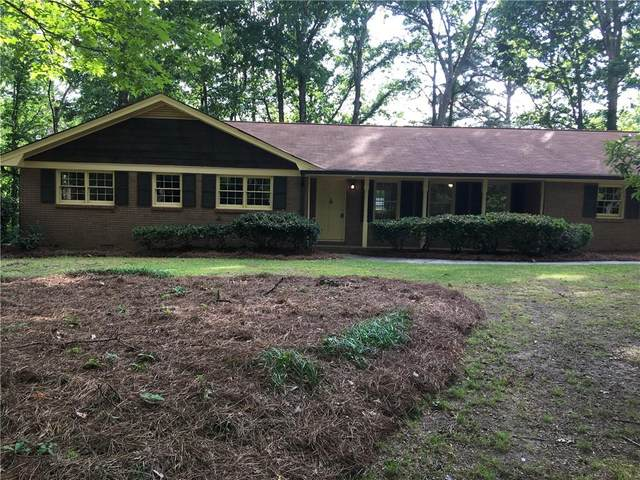 2751 Hickory Trail, Snellville, GA 30078 (MLS #6727203) :: RE/MAX Paramount Properties