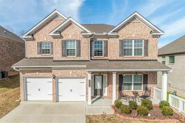347 Sawyer Meadow Way, Grayson, GA 30017 (MLS #6727209) :: North Atlanta Home Team