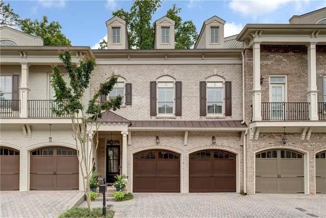 9010 Riverbend Manor, Alpharetta, GA 30022 (MLS #6727223) :: Maria Sims Group