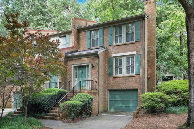 1117 Morningside Place NE, Atlanta, GA 30306 (MLS #6727246) :: Team RRP | Keller Knapp, Inc.