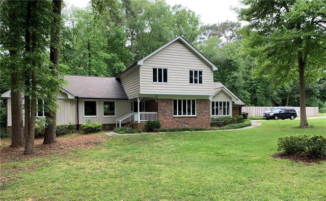 4624 Rivercliff Drive SW, Lilburn, GA 30047 (MLS #6727265) :: The Heyl Group at Keller Williams