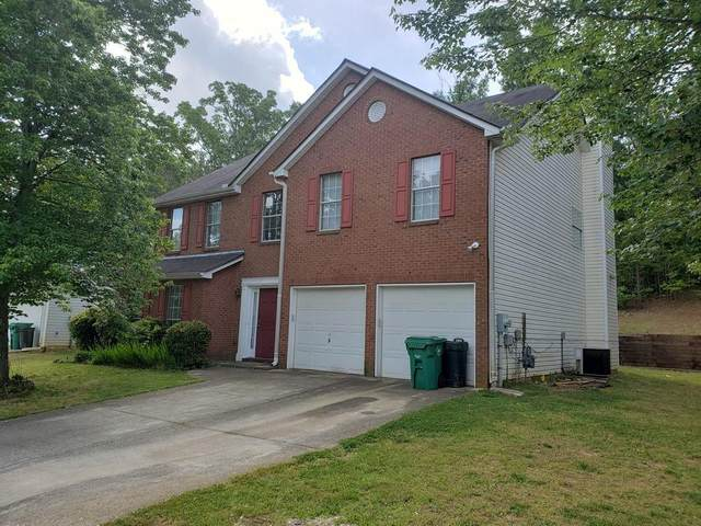 3886 Cedar Trace Lane, Ellenwood, GA 30294 (MLS #6727266) :: The Heyl Group at Keller Williams