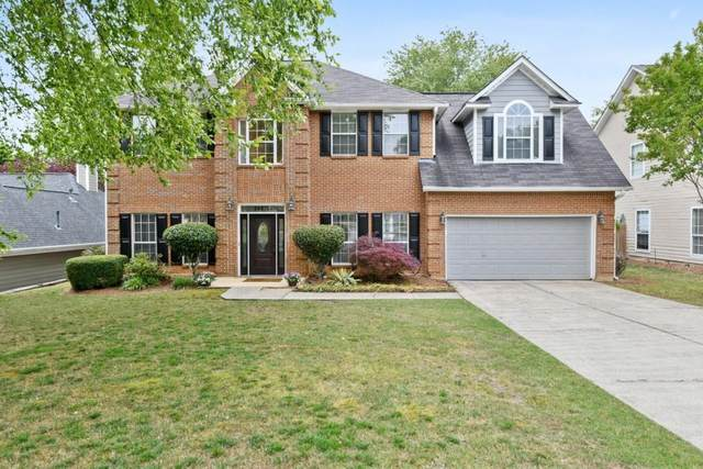 240 Greenmont Circle, Alpharetta, GA 30009 (MLS #6727273) :: The Heyl Group at Keller Williams