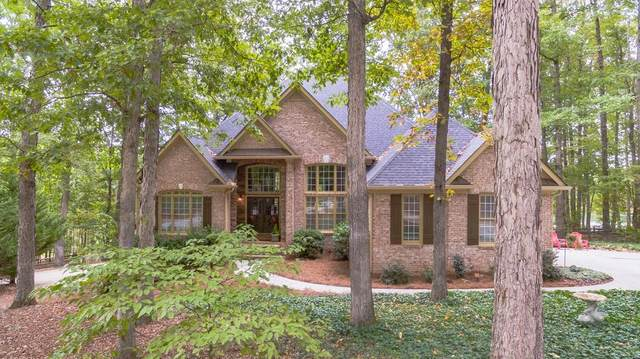 219 Glen Lake Drive, Hoschton, GA 30548 (MLS #6727277) :: North Atlanta Home Team