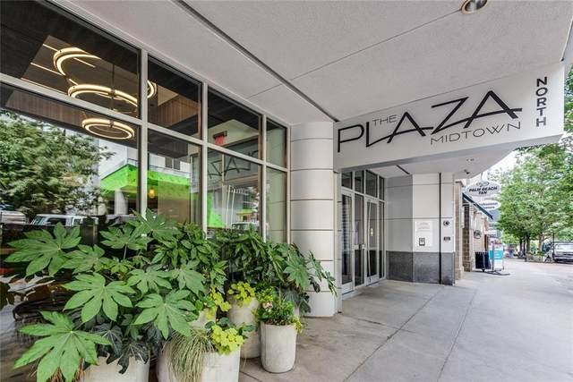 44 Peachtree Place NW #1328, Atlanta, GA 30309 (MLS #6727290) :: Tonda Booker Real Estate Sales