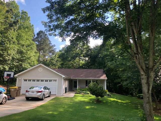 1366 Lance Circle, Winder, GA 30680 (MLS #6727303) :: The Zac Team @ RE/MAX Metro Atlanta