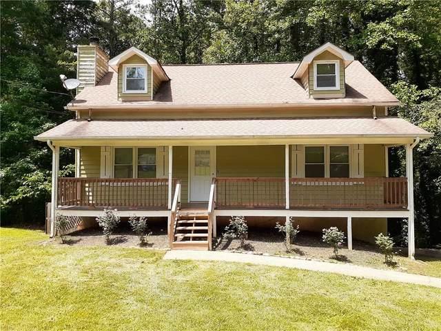 288 Mill Court, Dallas, GA 30157 (MLS #6727304) :: Kennesaw Life Real Estate