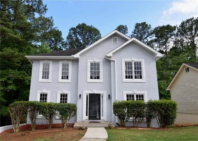 1350 Wheatfield Drive, Lawrenceville, GA 30043 (MLS #6727316) :: The Realty Queen & Team