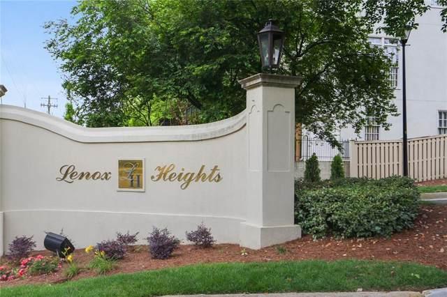 1206 Pine Heights Drive NE, Atlanta, GA 30324 (MLS #6727317) :: North Atlanta Home Team