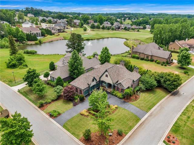 751 Brassie Falls Lane, Jefferson, GA 30549 (MLS #6727318) :: The Butler/Swayne Team