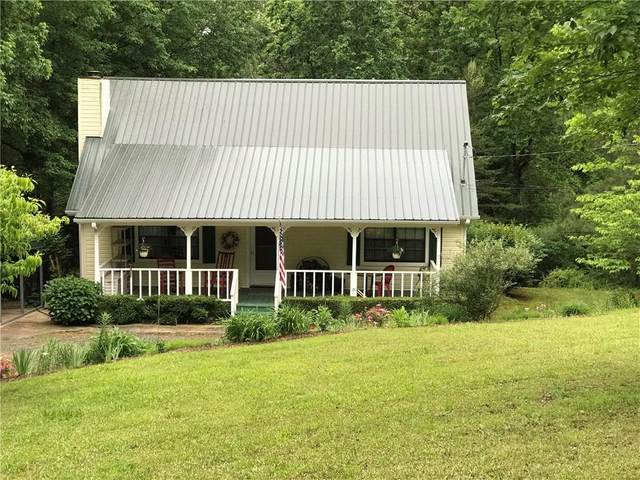 100 Cartecay Cove Dr, Ellijay, GA 30536 (MLS #6727322) :: The Heyl Group at Keller Williams