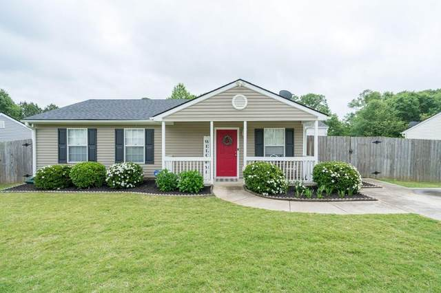311 Dreamland Court, Winder, GA 30680 (MLS #6727402) :: The Zac Team @ RE/MAX Metro Atlanta