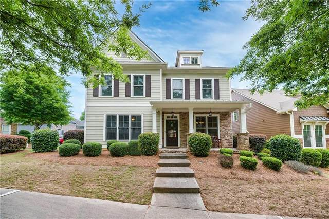 760 Village Crest Drive, Suwanee, GA 30024 (MLS #6727405) :: Charlie Ballard Real Estate