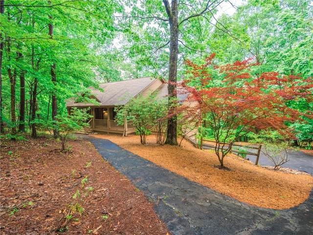 199 Yanoo Trace, Big Canoe, GA 30143 (MLS #6727417) :: The North Georgia Group
