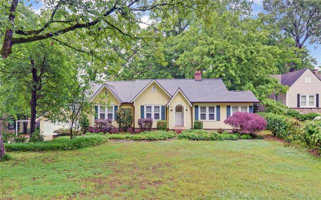 1170 Green Street Circle, Gainesville, GA 30501 (MLS #6727430) :: North Atlanta Home Team