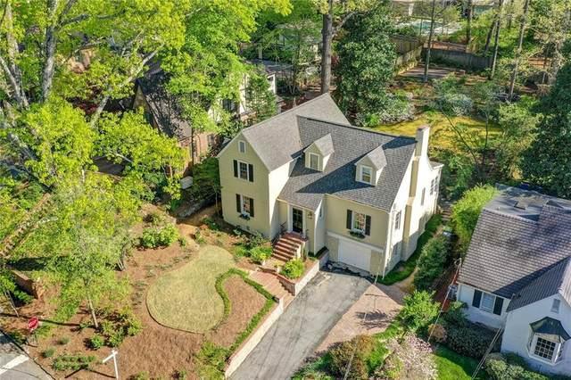 387 Brentwood Drive NE, Atlanta, GA 30305 (MLS #6727450) :: RE/MAX Paramount Properties
