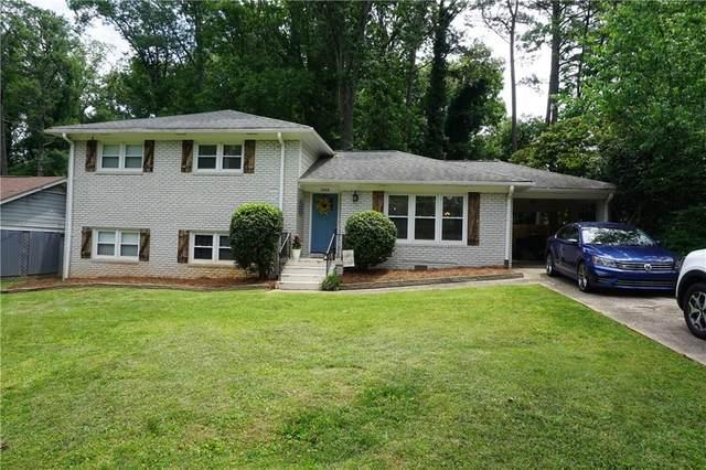 1468 Thomas Road, Decatur, GA 30030 (MLS #6727451) :: North Atlanta Home Team