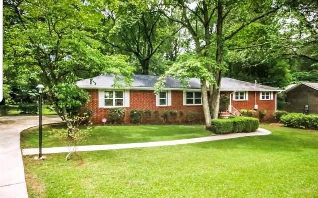 4187 Dunmore Road, Decatur, GA 30034 (MLS #6727461) :: The Zac Team @ RE/MAX Metro Atlanta