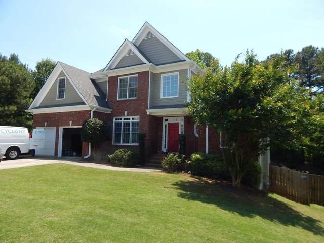 2356 Kennesaw Oaks Trail NW, Kennesaw, GA 30152 (MLS #6727466) :: North Atlanta Home Team