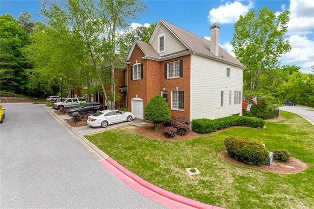 4715 Longcourt Drive SE, Atlanta, GA 30339 (MLS #6727468) :: Rock River Realty