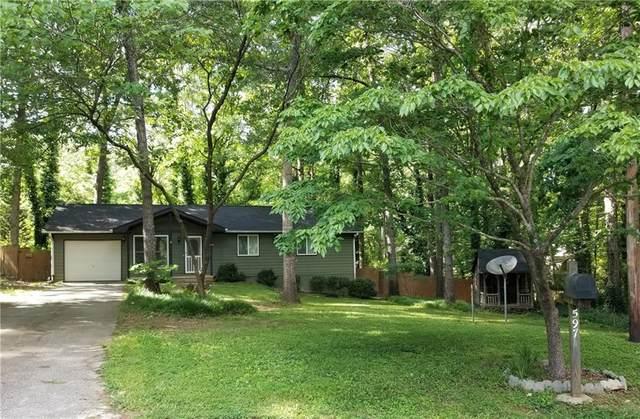 597 Coast Oak Circle, Lawrenceville, GA 30046 (MLS #6727487) :: Rock River Realty